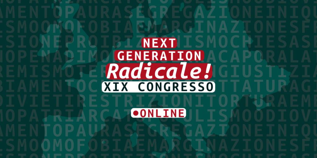 XIX Congresso Radicali Italiani
